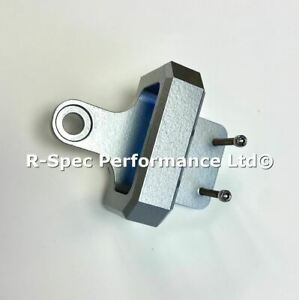 SILVER COLOUR MAC 3 Port Solenoid Caged Mounting Bracket Turbo Boost Controller