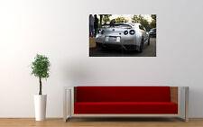 """GODZILLA NISSAN GTR PRINT WALL POSTER PICTURE 33.1"""" x 20.7"""""""