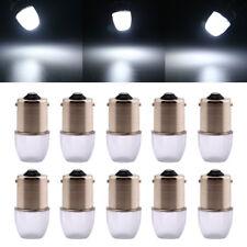 10Pcs White P21W 1156 BA15S 1.5W LED Bulb SMD Super Bright Car Light Auto 12V