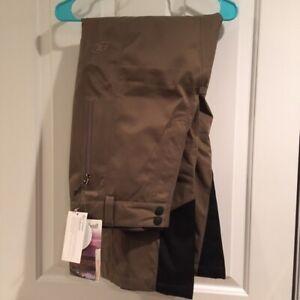 NWT Men's Bear Claw Shell Pants by Cloudveil