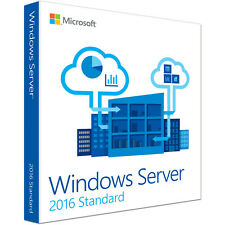 Windows Server 2016 Standard 64 bit Activation key
