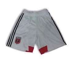 Adidas D.C. United White Color Men's Shorts