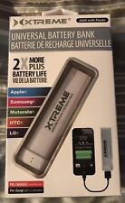 Xtreme Cables 2600mAh Power Stick Battery Charger, White #88261