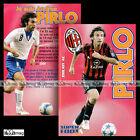 PIRLO ANDREA (MILAN AC) - Fiche Football SF / Calcio 2006