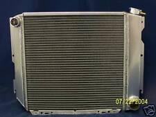 Jeep Wrangler TJ YJ Aluminum Radiator  V8 350  Conversion made in the usa !!!
