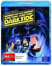 Family Guy: Something, Something, Something Dark Side Blu-ray Discs NEW