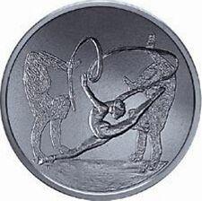 RHYTHMIC GYMNASTICS - ATHENS 2004 OLYMPIC GAMES SILVER COIN