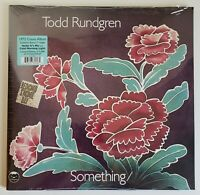 """TODD RUNDGREN Something Anything RSD Red & Blue Colored Vinyl  2 LPs + 7"""" Single"""