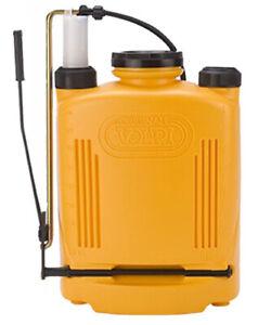 Pompa irroratrice a spalla pompante pvc ORIGINALE VOLPI Record 95PCG 20 litri
