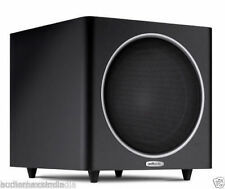 "Polk Audio PSW125, Active Sub Woofer 12"" Inch, 300w Front Firing - Black Color"