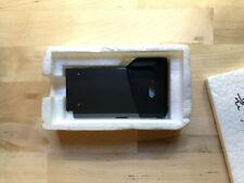 [Unused] Contax T2 Titanium Black Standard Replacement Film Door