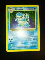 POKEMON CARD BLASTOISE EXC BASE SET HOLO #2/102 WOTC NO CHARIZARD PSA