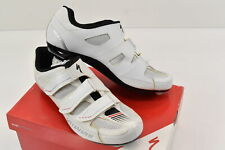 Specialized Sport Rd Road Cycling Shoes White/Silver 39 Eu 6.5 Us New