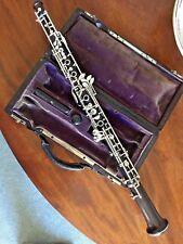 F Loree oboe, 1917