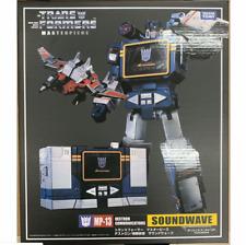 Transformers Masterpiece MP-13 Soundwave Destroc Communicatioa Action Figure Toy
