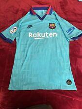 Nike Fc Barcelona Green International Club Soccer Fan Apparel And Souvenirs For Sale Ebay