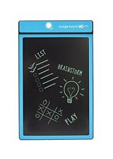 NEW Boogie Board 8.5 Inch LCD Writing Tablet Cyan PT01085CYA0002 FREE SHIPPING