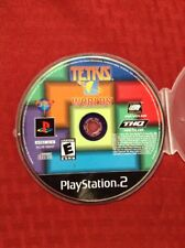 Tetris Worlds - Playstation 2 Ps2 Game -