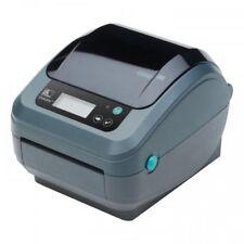 Zebra Wireless GX42-202710-000 Direct Thermal Printer WIFI USB Serial Options