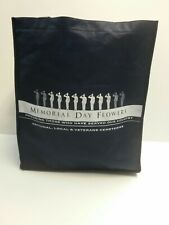 TOTE BAG. MEMORIAL DAY .HONORING AND  SALUTED THOSE WHO HAVE  SERVED