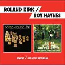 Roy Haynes - Domino / Out of the Afternoon [New CD] Bonus Track, Rmst
