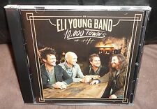 Eli Young Band 10,000 Towns (CD, 2013)