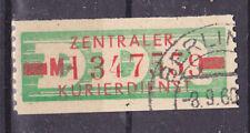 DDR  Dienstmarke B Einzelwert  gestempelt siehe Scan