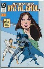 Saga of Ra's Al Ghul 1988 series # 3 near mint comic book