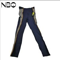 C9 Champion Training Leggings Compression Womens Pockets Blue Size Small