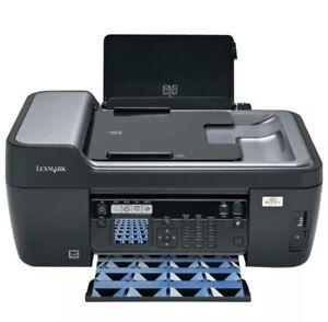 Lexmark Prospect Pro205 All-In-One Color Multifunction Inkjet Printer Read Desc.