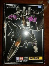 Takara Tomy Transformers Masterpiece MP-6 Skywarp 100% Complete with Box MIB
