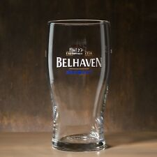 Belhaven Brewery Pint Beer Glass