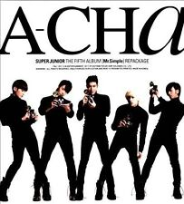 A-Cha by Super Junior (CD, Oct-2011, SM Records)