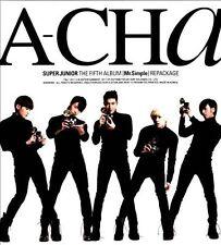 A-Cha [Digipak] by Super Junior (CD, Oct-2011, SM Records)