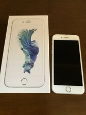 IPhone 6s Silver/White Unlocked 32G (CDMA)