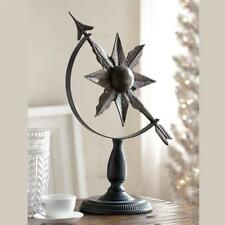 Large Table Top Sunburst Armillary