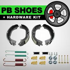 Parking Brake Shoe + Hardware Kit Ford Explorer, Sport Trac, Lincoln Aviator