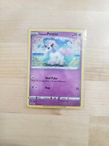 Ponyta Holo Black Star Promo SWSH013 - Sword Shield Pokemon Card TCG (NM - Mint)