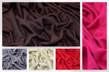 Boiled Wool Heavy Coat Weight Dress Fabric (EM-BoiledWool-M)