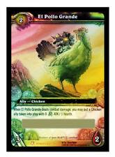 Juego de tarjetas coleccionables de World of Warcraft