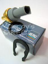 BERU OEM Grey Coolant Temperature Sender Sensor > VW Audi SEAT Skoda 06A919501A