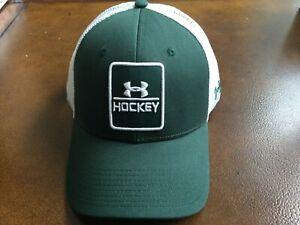 Under Armour Hockey Adult Trucker Hat Green*** Last One****