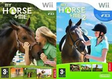 my horse and me 1&2     wii  pal