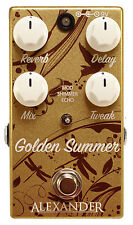 Alexander Pedals Golden Summer