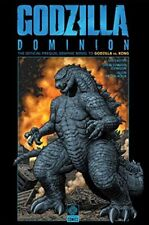 GvK Godzilla Dominion Greg Keyes Paperback Book