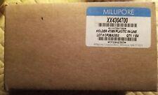 Millipore Xx43 047 00 Plastic In Line Filter Holder 47mm New In Box Sdi Test