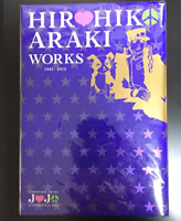 HIROHIKO ARAKI WORKS 1981-2012 JoJo Exhibition Exclusive Art Book JAPAN Anime