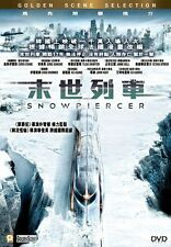 "Bong Joon Ho ""Snowpiercer"" Song Kang Ho HK 2013 Action Sci-Fi Region 3 DVD"