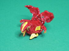 Bakugan Rubanoid red Pyrus 750G Season 3 S3 Gundalian Invaders dragon dragonoid