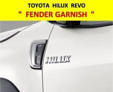 FENDER GARNISH GENUINE CHROME TYPE FOR TOYOTA HILUX REVO 2015 - 2019